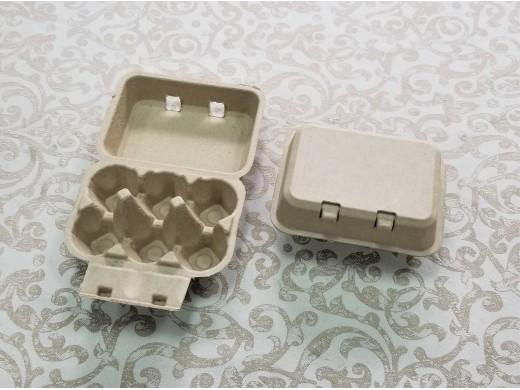 6粒平面蛋盒(黃漿/標準蛋4.5cm).....未稅價