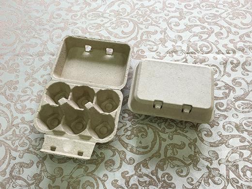 6顆平面蛋盒(黃漿/大顆蛋5.0cm).....未稅價