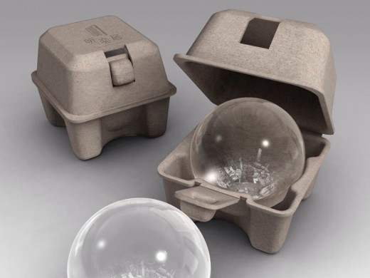 水晶球包裝